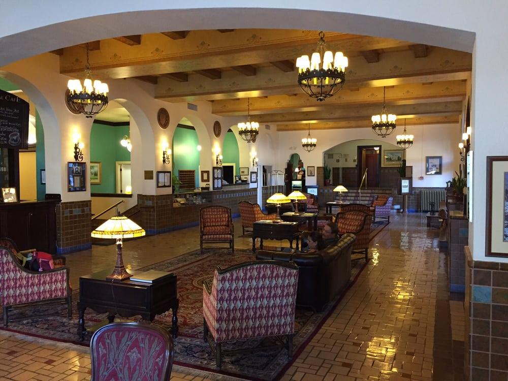 Hassayampa Inn: 122 E Gurley St, Prescott, AZ