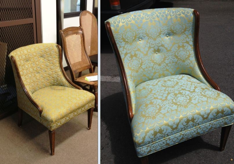 Queen anne upholstery and refinishers 54 photos 24 for Furniture refinishing seattle