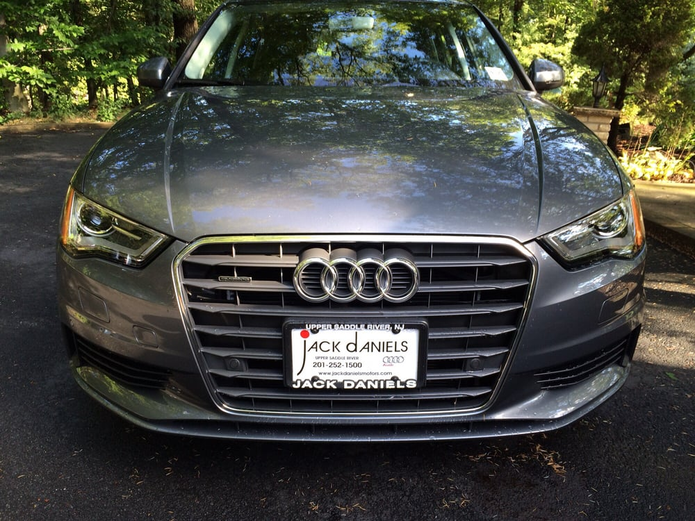 photos for jack daniels audi of upper saddle river - yelp