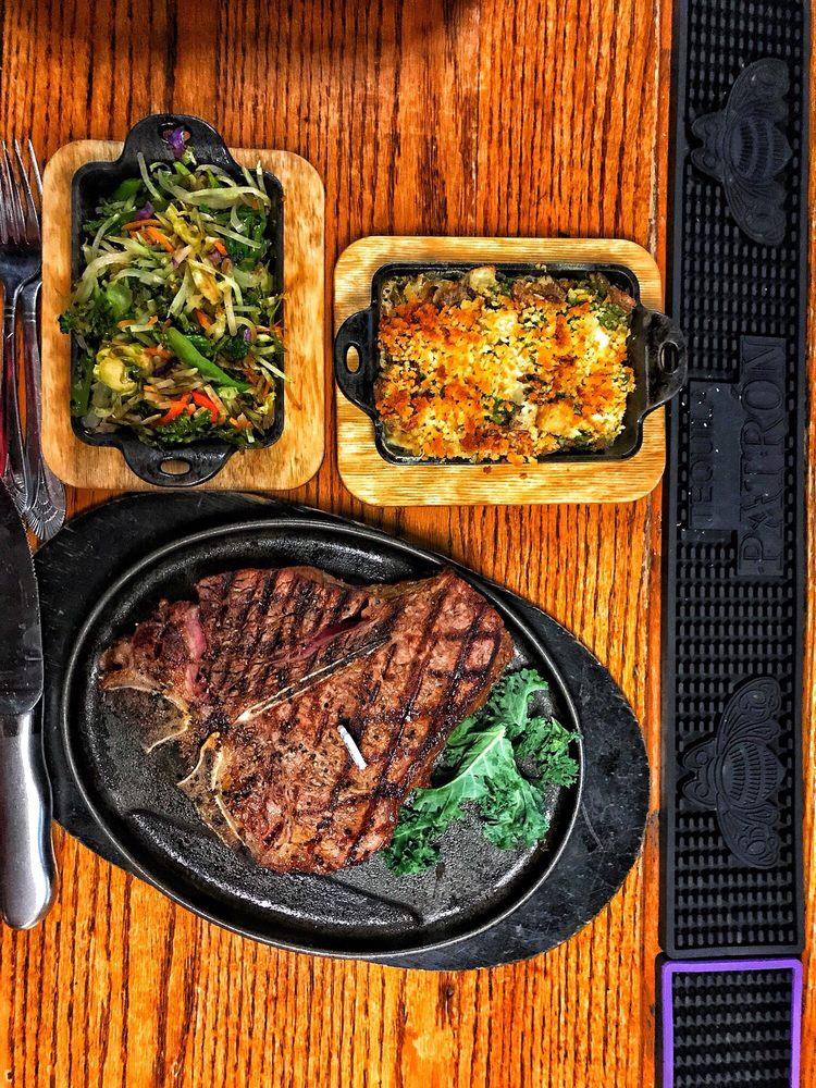 40 Steak & Seafood: 1401 E Interchange Ave, Bismarck, ND