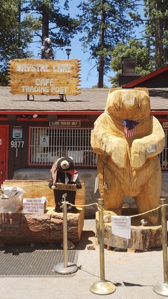 Crystal Lake Campground to Baden-Powell Hike: San Gabriel Canyon Rd, Azusa, CA