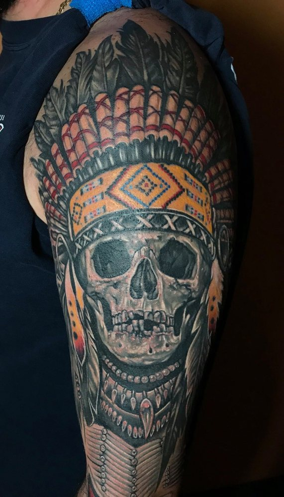 Arrows and Embers Tattoo: 117 Manchester St, Concord, NH