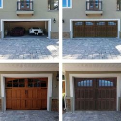 EZ Open Garage Doors 17 Reviews Contractors 9725 Fraser Rd