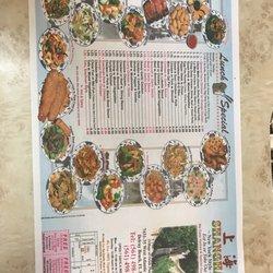 Photo Of Shanghai Chinese Restaurant Delray Beach Fl United States Menu