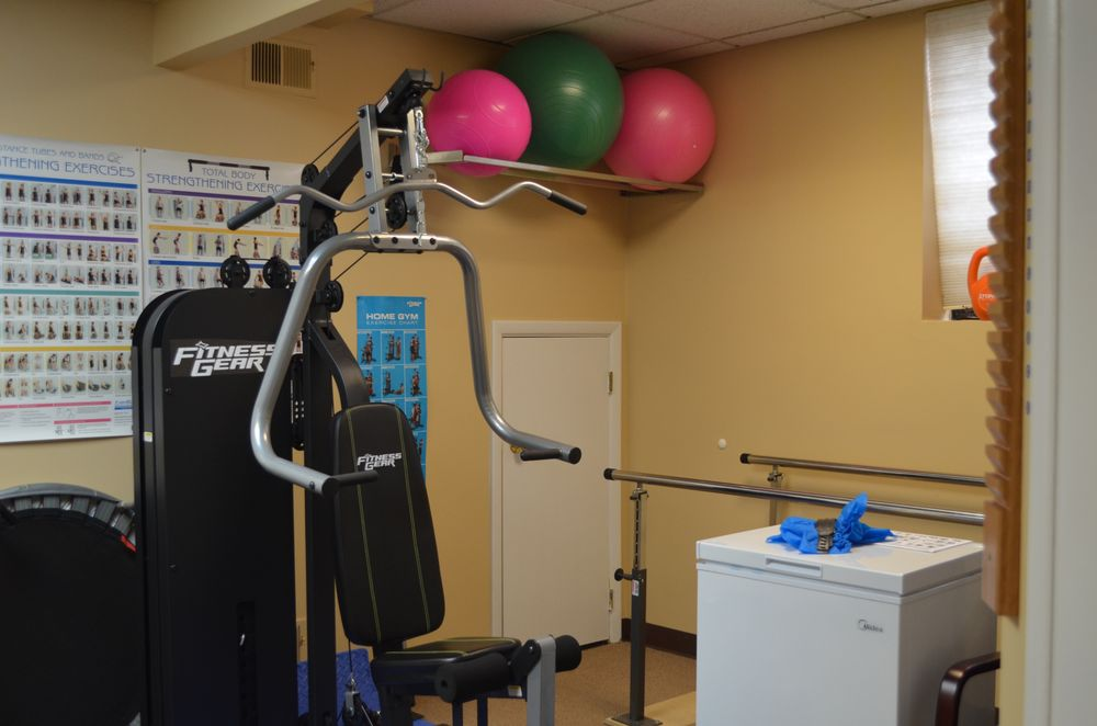 Richmond Physical Therapy, P.C.: 1785 Forest Ave, Staten Island, NY