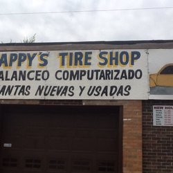Happy S Tire Shop Tires 2903 Southeastern Ave Indianapolis In