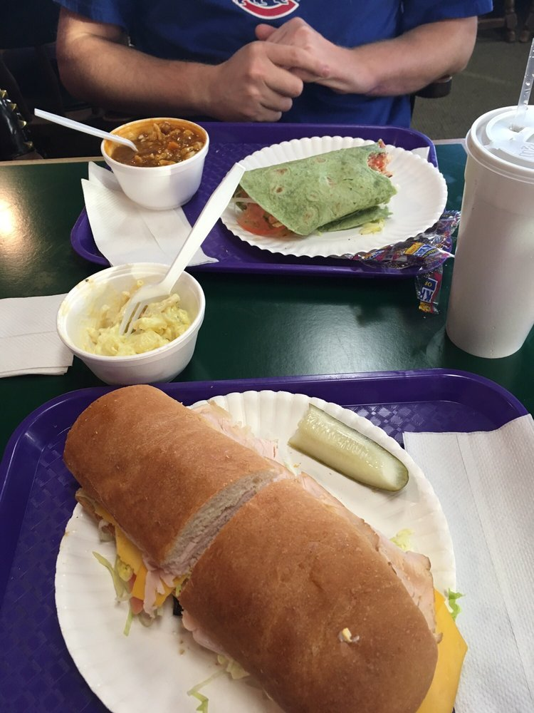 Dannys Downtown Deli