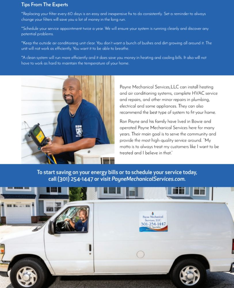 Payne Mechanical Services: Glen Burnie, MD
