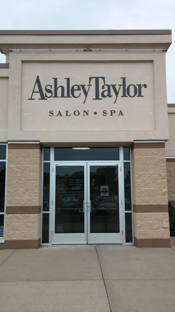 AshleyTaylor Salon Spa: 26025 3rd St E, Zimmerman, MN
