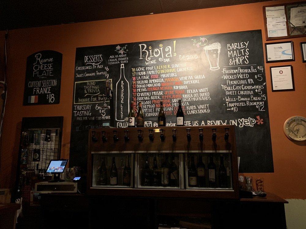 Social Spots from Rioja! A Wine Bar
