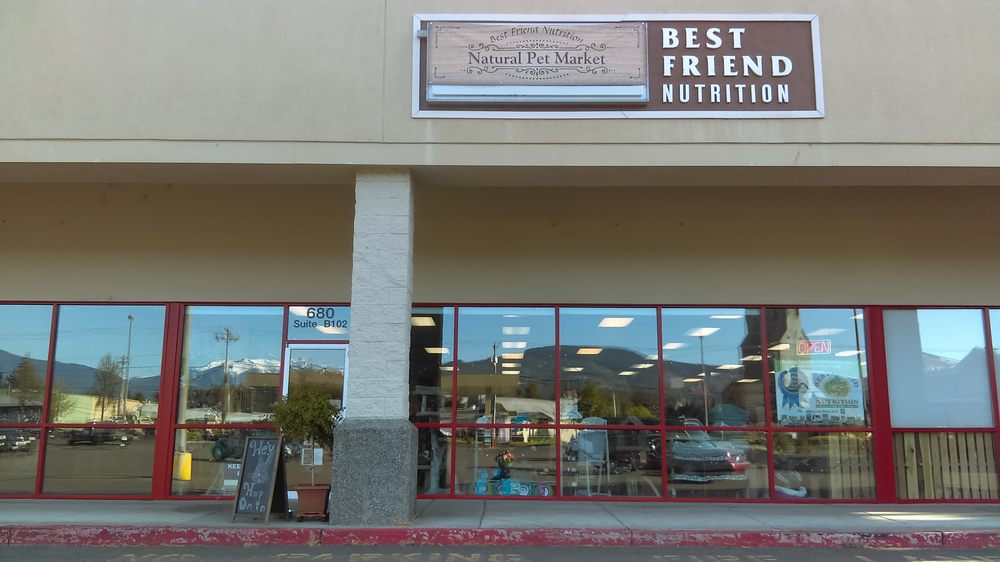 Best Friend Nutrition: 680 W Washington St, Sequim, WA
