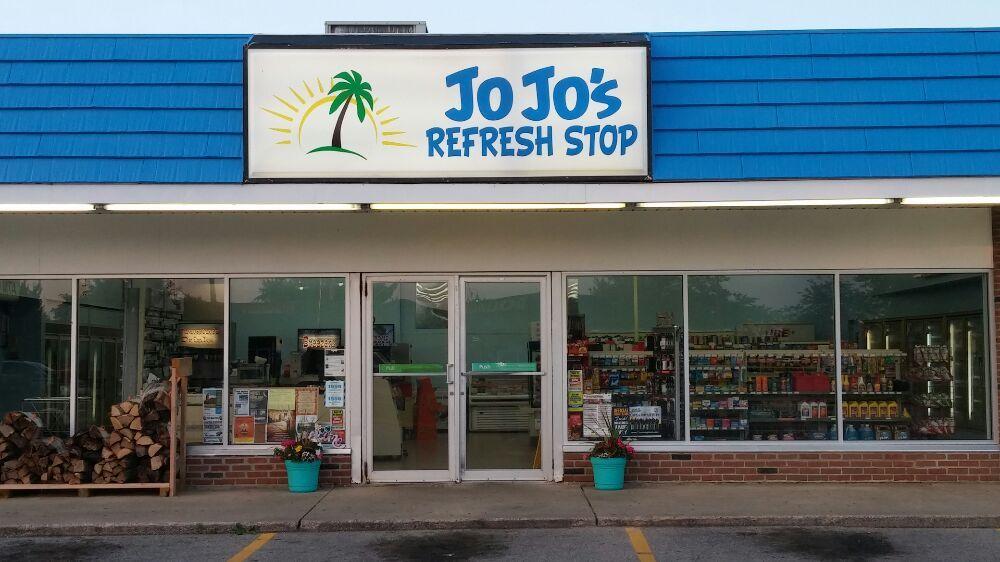 JoJo's Refresh Stop: 401 W Midland Rd, Auburn, MI