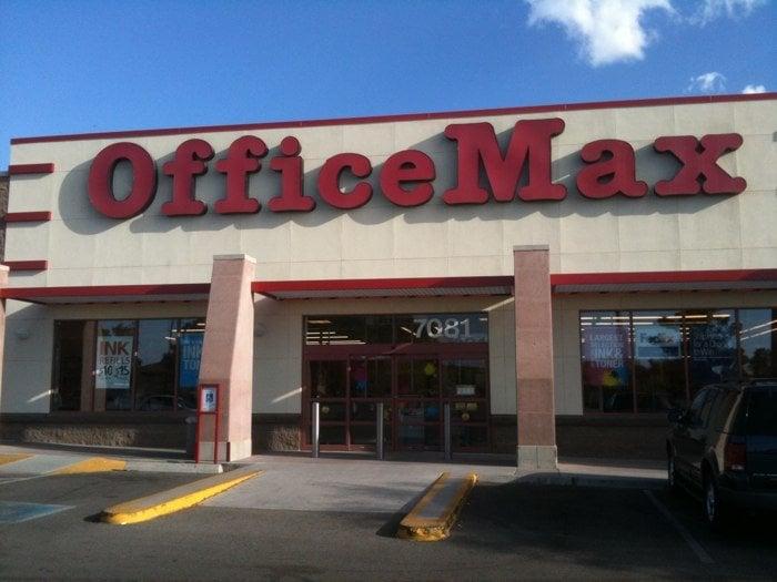 Officemax: 7081 N Thornydale Rd, Tucson, AZ