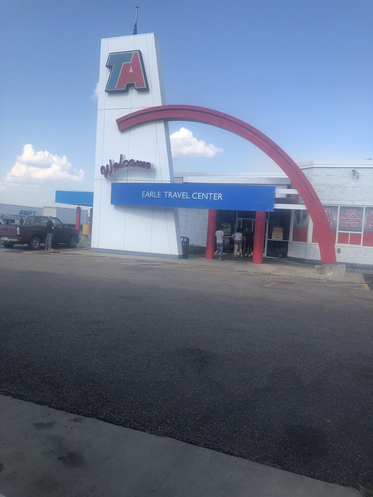 Travel Center TA: 485 Arkansas 149, Heth, AR