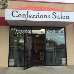 Confessions salon hair salons 1325 w 7th st reno nv for 7th street salon