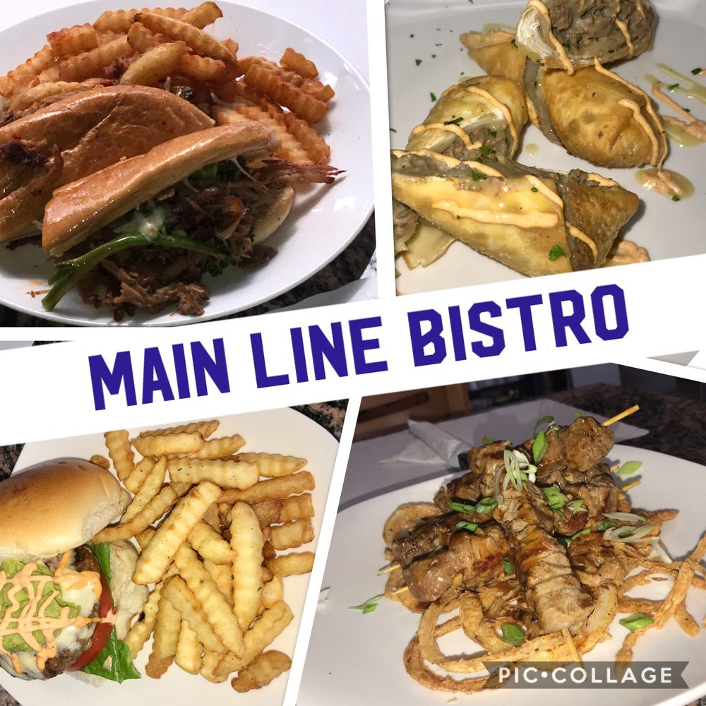 Main Line Bistro & Creperie