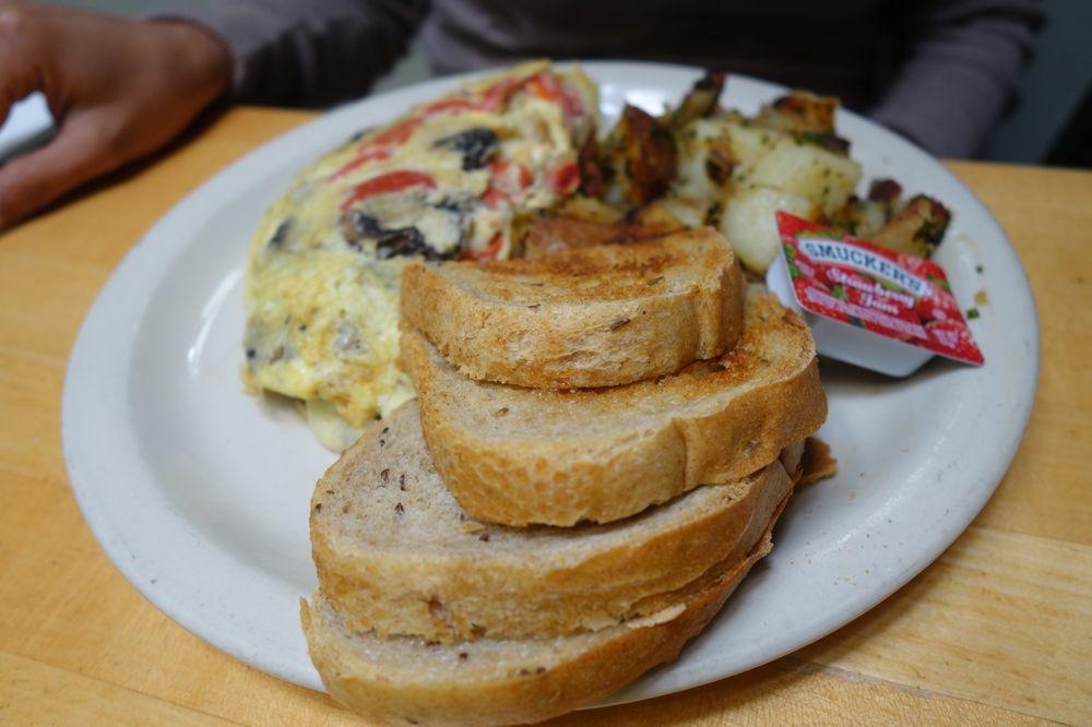 Toasties Cafe