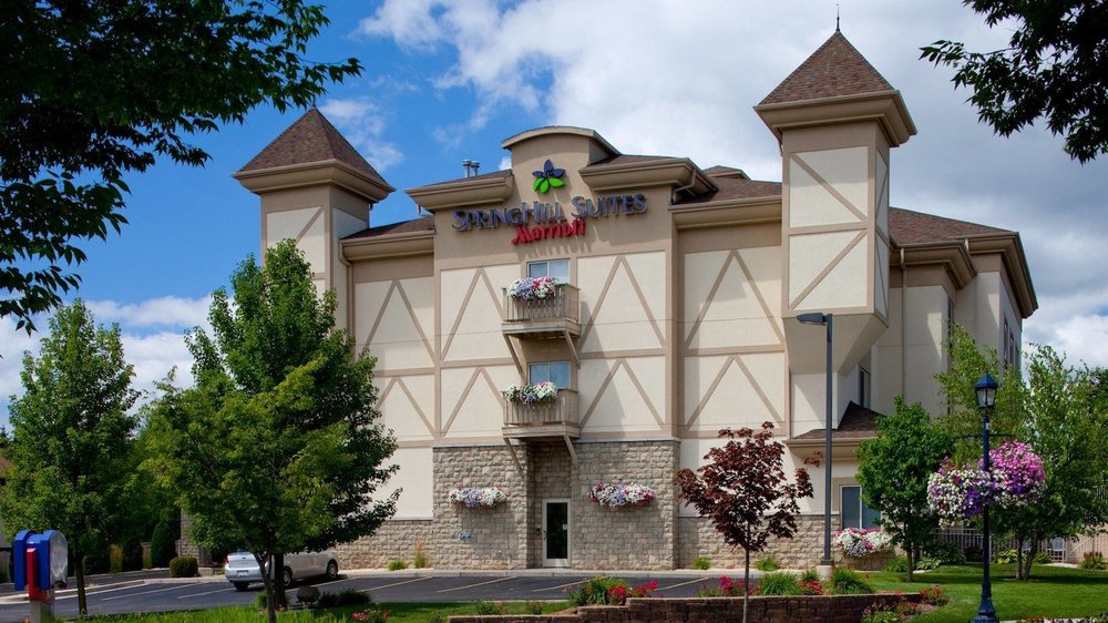 SpringHill Suites by Marriott Frankenmuth: 530 S Main St, Frankenmuth, MI