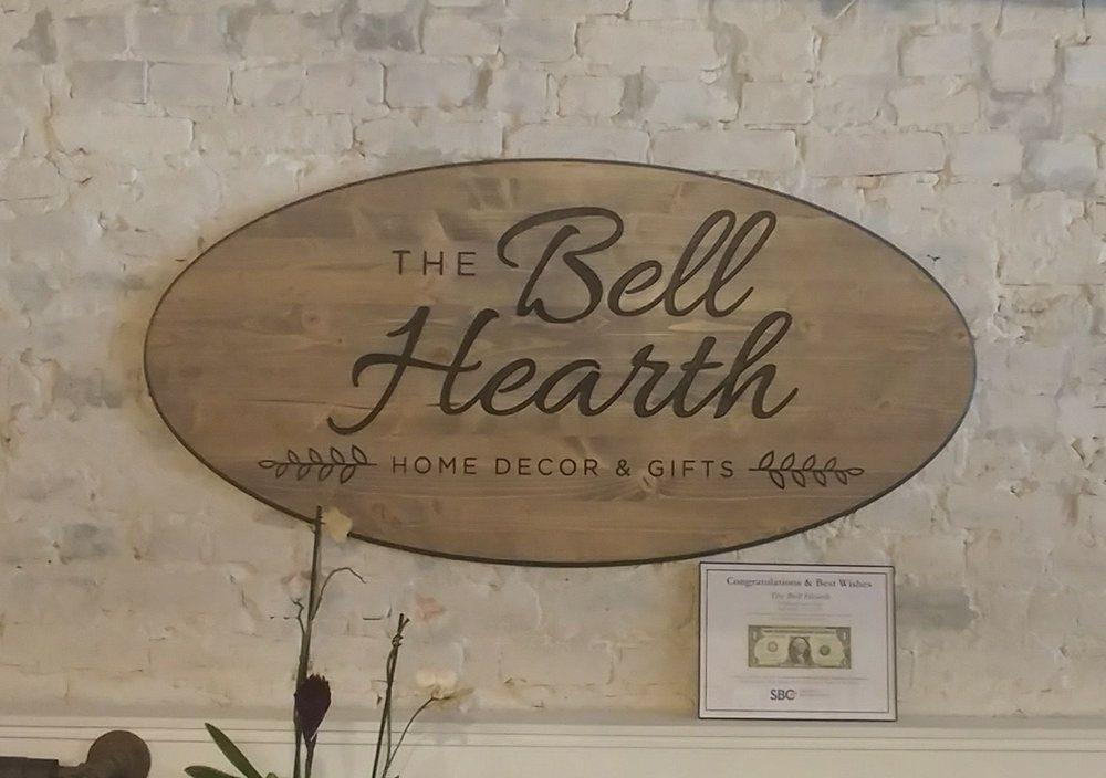 The Bell Hearth: 24 Railroad Square E, Bell Buckle, TN