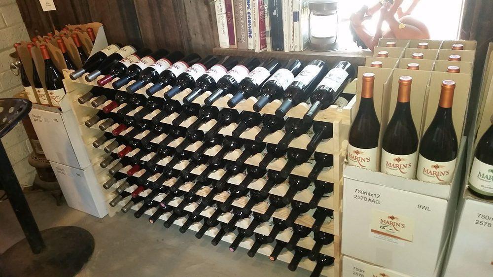 Marin's Vineyard And Tasting Room: 67997 Jolon Rd, Lockwood, CA