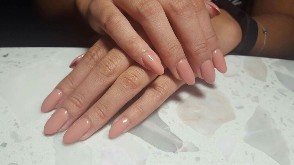 Love my nails done by stephanie yelp for A touch of elegance salon