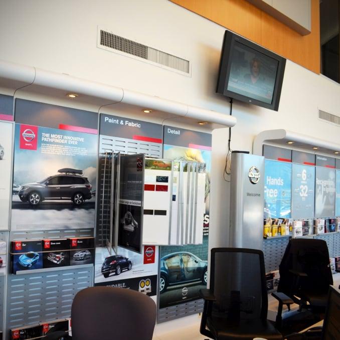 Lithia Motors Home: Photos For AutoNation Nissan Thornton Road