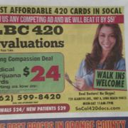 Its On Photo Of Lbc 420 Evaluations Long Beach Ca United States