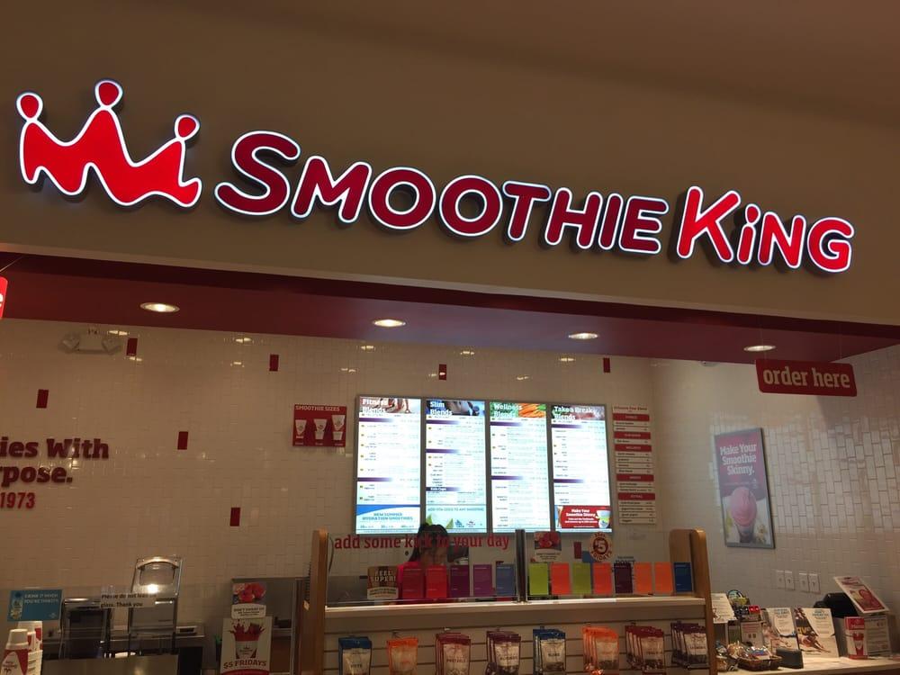 Smoothie King: 21100 Dulles Town Cir, Dulles, VA