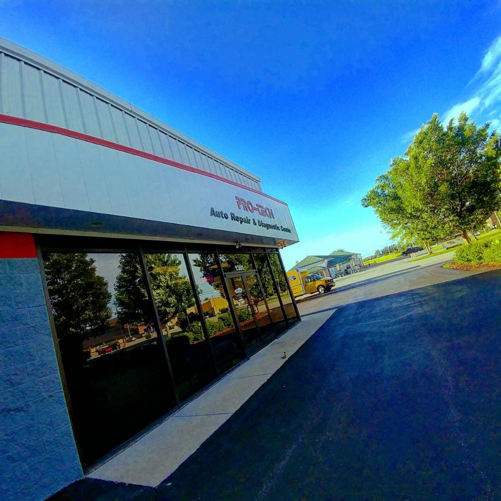 Pro-Tech Auto Repair & Diagnostic Center: 1301 N Hwy 393, La Grange, KY