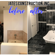 JATES Remodeling Construction Photos Contractors - Bathroom remodeling st charles il