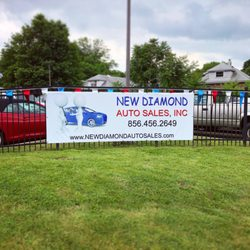 New Diamond Auto Sales - Used Car Dealers - 124 S Black Horse Pike, West Collingswood Heights, NJ - Phone Number - Yelp