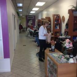 Salon de coiffure usa for Beauty salon usa