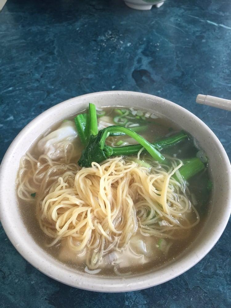 1 wonton noodle soup  yelp
