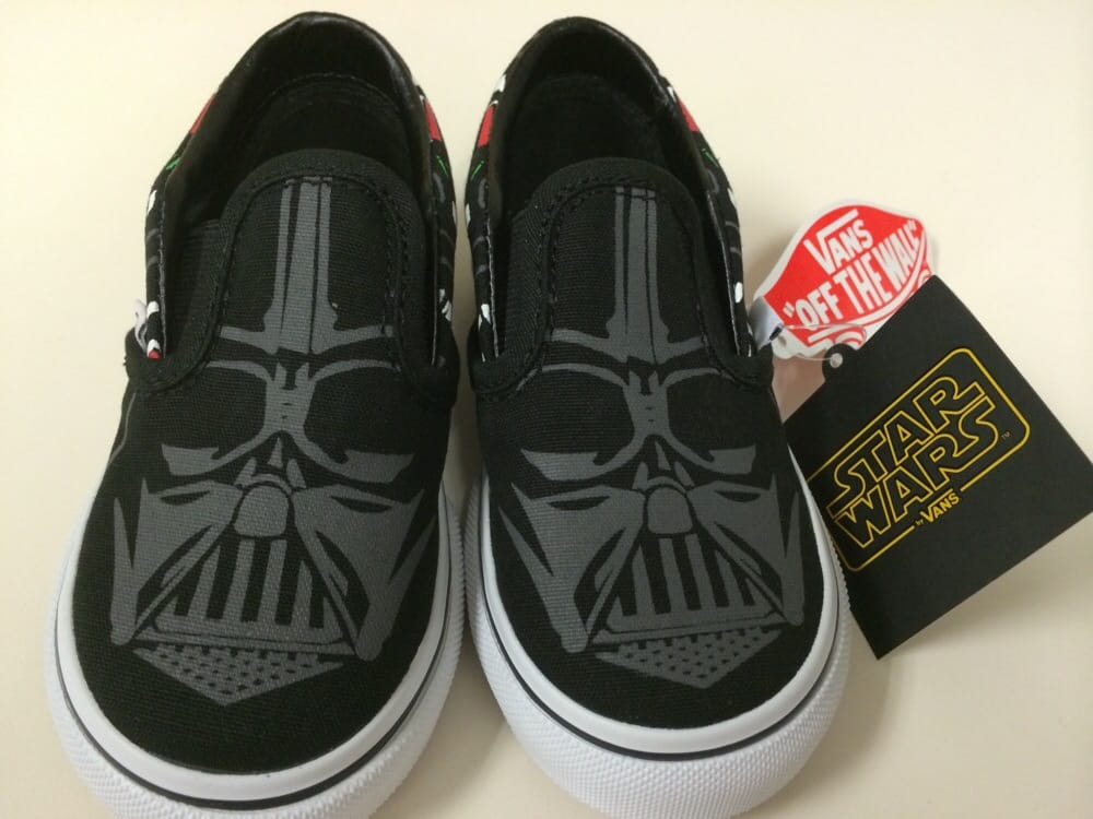 star wars vans sverige