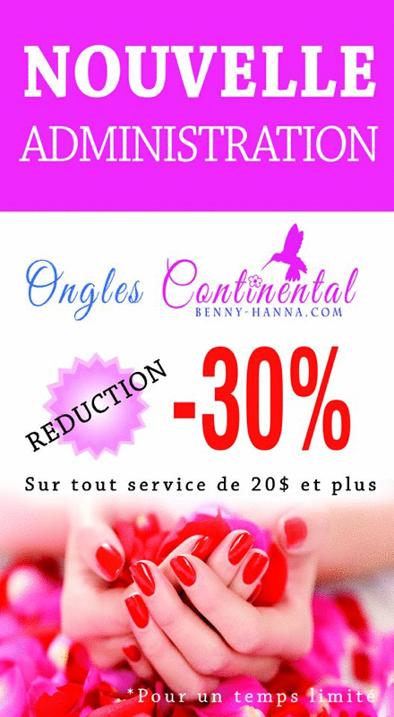 Ongles Continental Fairview: 6815 Route Transcanadienne, Pointe-Claire, QC