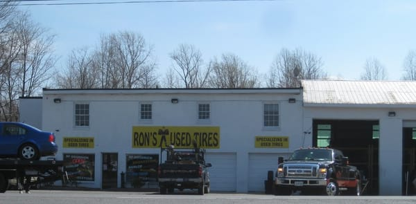 Ron S Used Tires 14751 Lee Hwy Gainesville Va Tire Dealers Mapquest