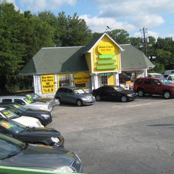 Wheels And Deals >> Wheels And Deals Auto Sales Car Dealers 2991 Buford Hwy Ne
