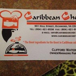 Caribbean chef 16 photos 13 reviews caribbean 901 hull st photo of caribbean chef richmond va united states business card colourmoves