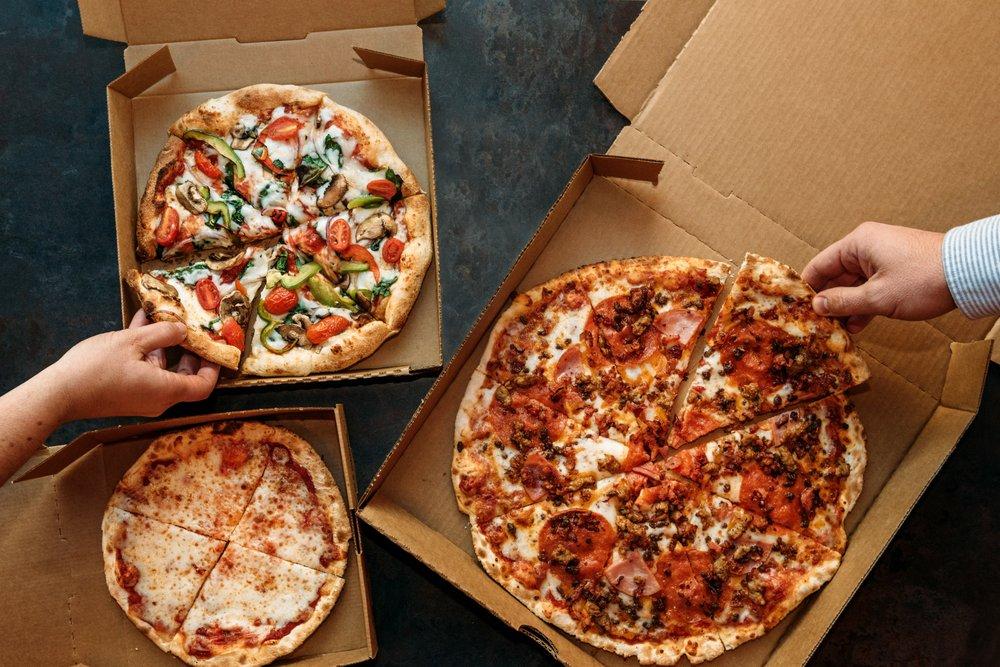 Pie Five Pizza: 3707 S US Highway 75, Sherman, TX