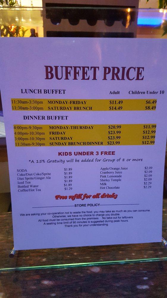 photos for dynasty buffet yelp rh yelp com dynasty buffet prices davenport east dynasty buffet prices