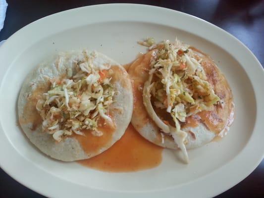 La Pupuseria Del Pepeto - 37 Reviews - Salvadoran - Downey ...Salvadoran Pupusas Sauce