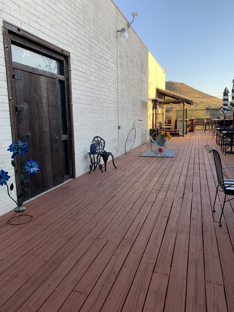 SunFlour Market & Cafe: 203 W Main St, Superior, AZ