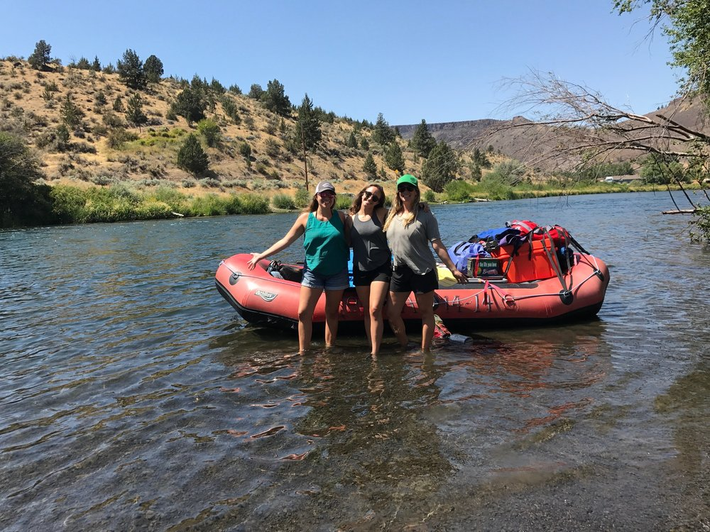 Deschutes River Adventures: 602 Deschutes Ave, Maupin, OR