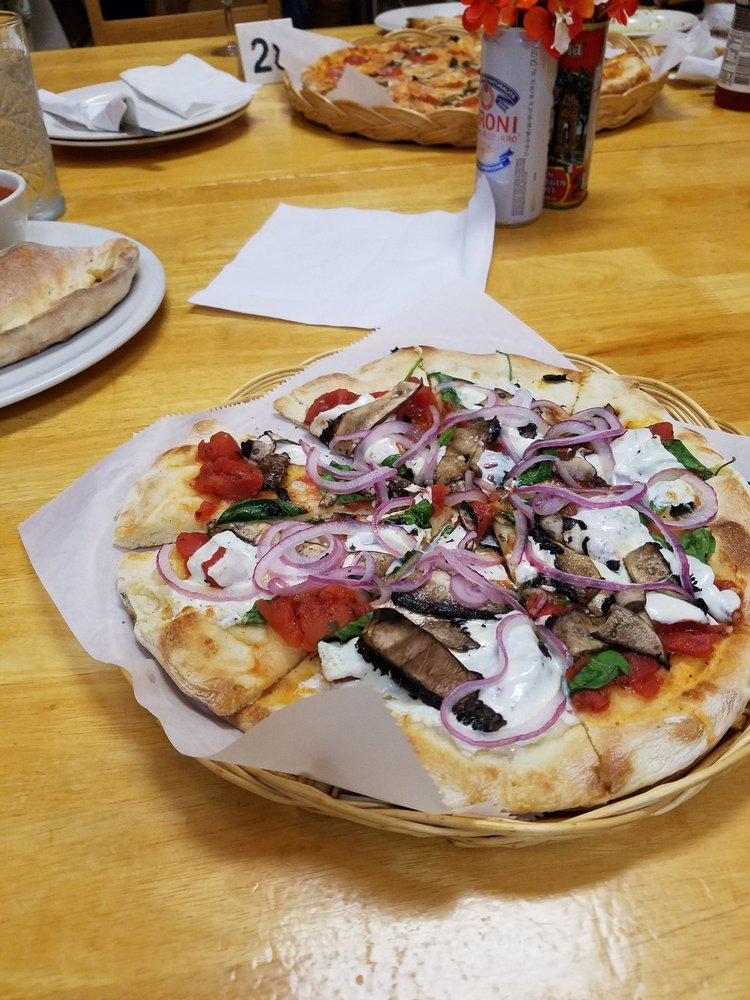 Photo of Emilio's Brick Oven Gourmet Pizza: Sterling, VA