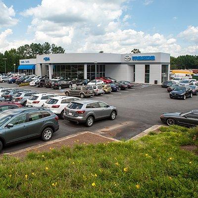 Jim Ellis Mazda Marietta 1715 Cobb Pkwy S Marietta Ga Auto Dealers