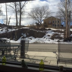 photo of walkway cafe highland ny united states almost spring open - Expansive Cafe 2015
