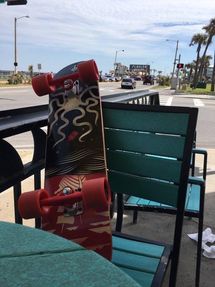 Flagler Board Shack: 211 S 3rd St, Flagler Beach, FL