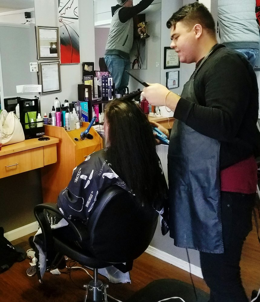 Salon kerizma 34 reviews hairdressers 8004 27th st w for 27th street salon