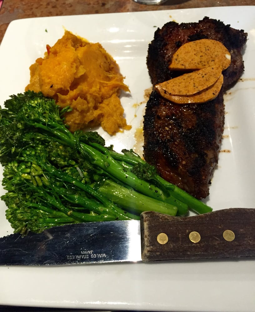 Highlands Ranch Locksmith: New York Strip!!!