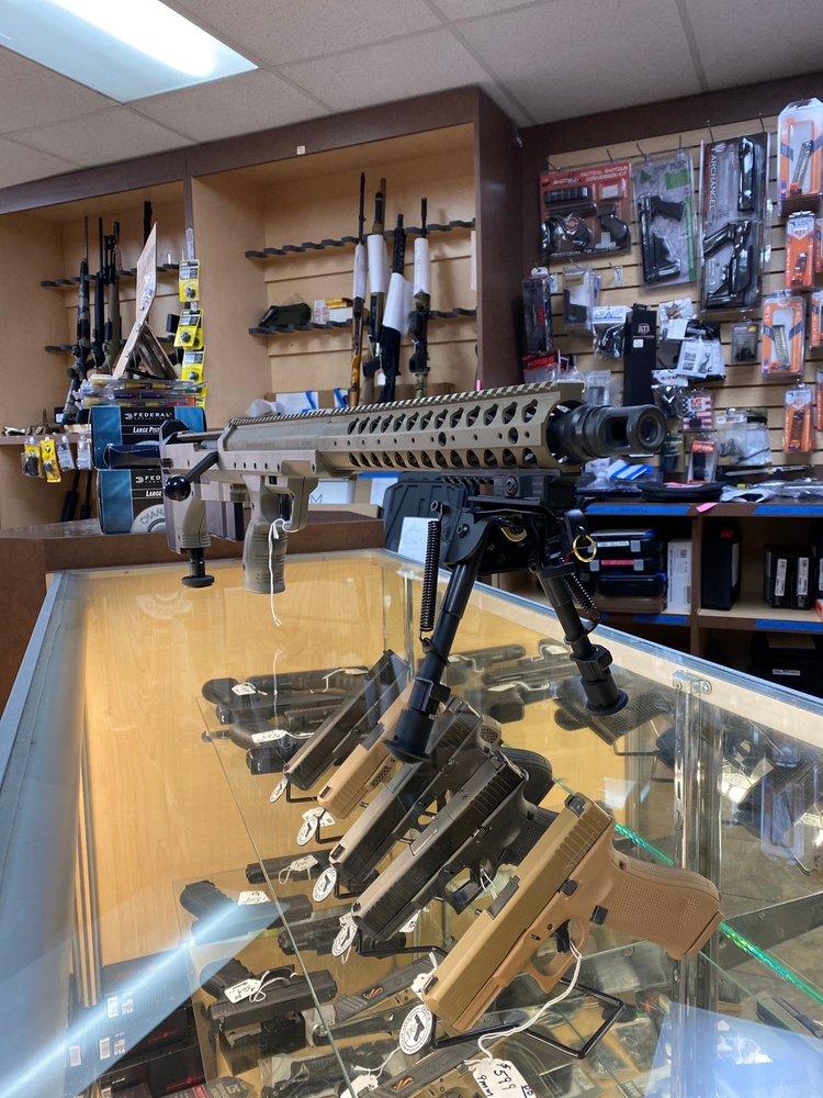 Gun Central: 6010 Gateway Blvd E, El Paso, TX